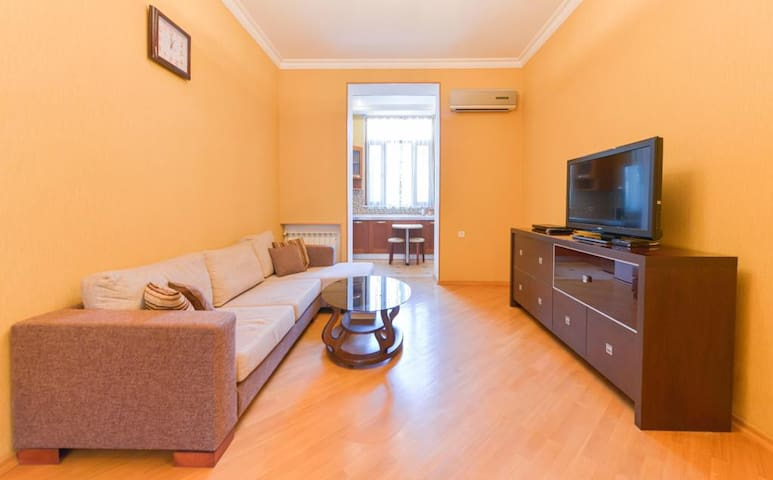 Stay İnn Azneft Square Apartment (transfer)