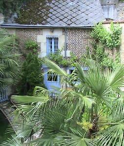 Le Boissier : chambre semi-troglodyte indépendante - Troo - Гостевой дом