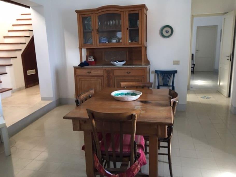 Ingresso/sala da pranzo