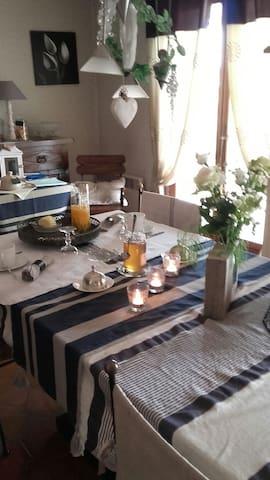 Chambre la moderne - Saint-Prim - Casa