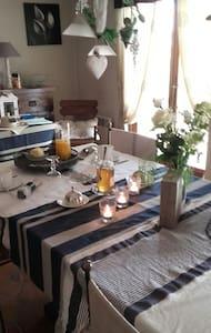 Chambre la moderne - Saint-Prim - Rumah