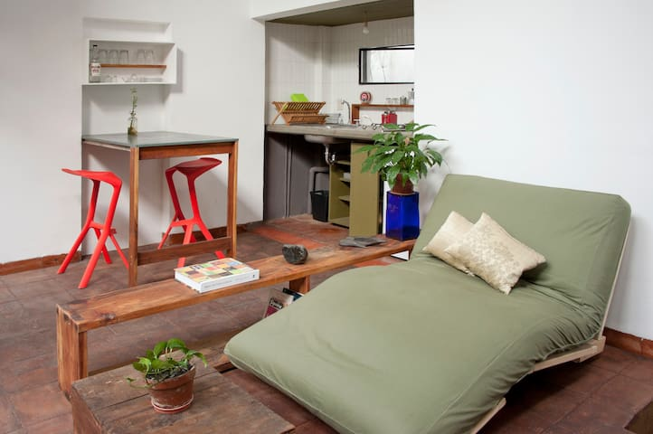 19th Century House Garden Studio Houses For Rent In San Juan