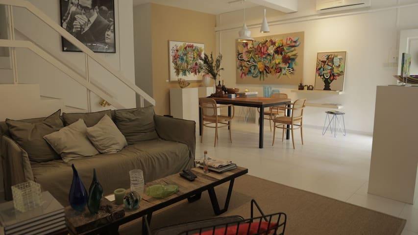 Best located house -Private room - Singapura - Rumah