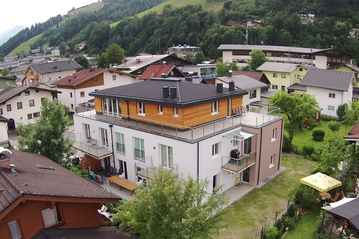 Spacious Villa in Zell am See near Ski Area