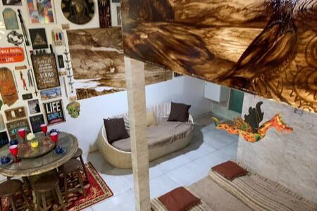 noronha live house . ( aluguel por temporada )