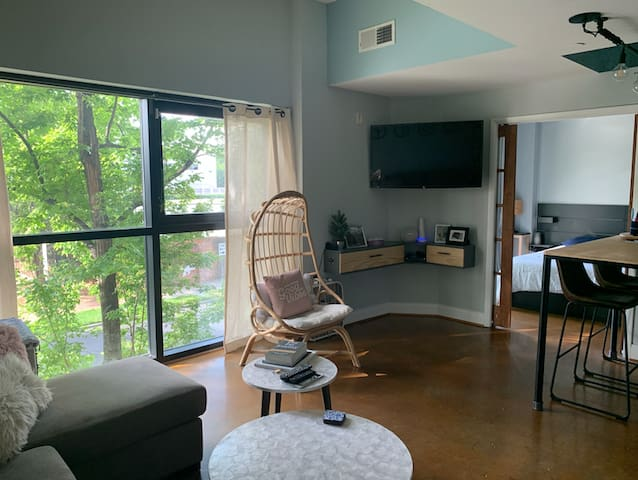 1Bed/1Bath Apt in Heart of Uptown Charlotte.