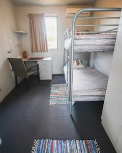 Oakey Downs Retreat #4 Ensuite room with Bunkbed