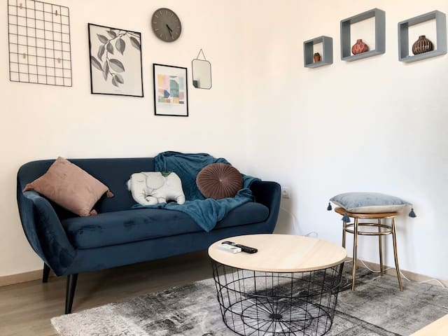 Cozy little apartment in the center of Athens