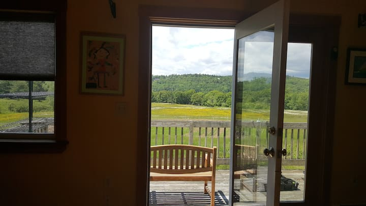 Apartment on Penobscot River Farm
