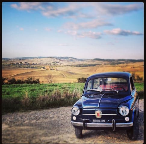 Our small FIAT 600 1965 working perfectly!