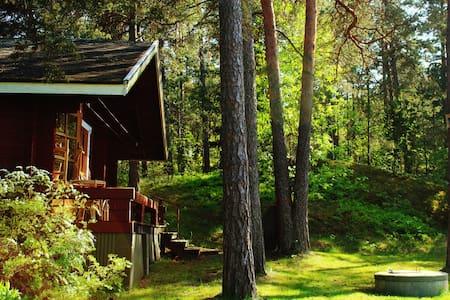 Naantalin Kapteeni: Sauna hut - Naantali