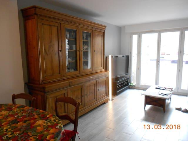 Appartement  lumineux de 70 M2  au centre ville