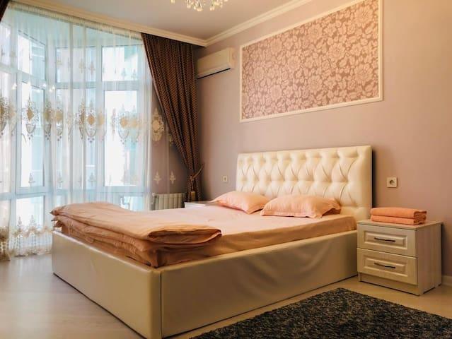 Квартира в новом ЖК рядом с ТРЦ МЕГА