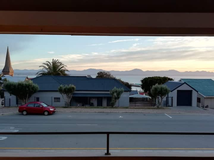 Mossel Bay safe apartment with a view