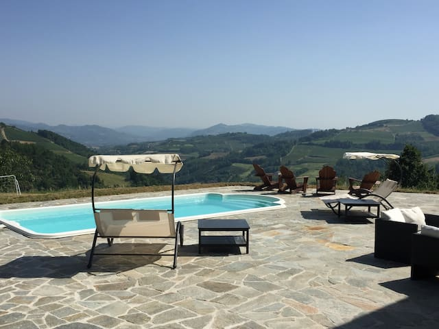 Villa Castel Rocchero