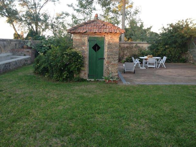 """Il vostro giardino  """" Casa D'Alessio 1807 """""""