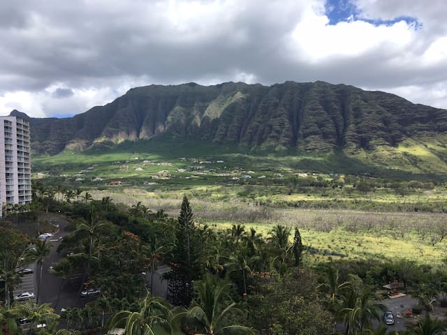 Newly Renovated Makaha Valley Condo-Awesome Views