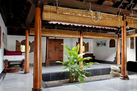 Private room near Kuttanadu Backwaters - Changanassery - Talo