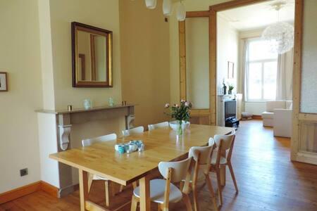 Appartement in gerenoveerd oud herenhuis - Lakás