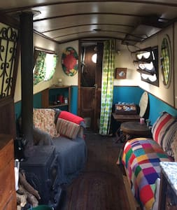A relaxing place to stay - a canal boat! - Cheshunt - 船