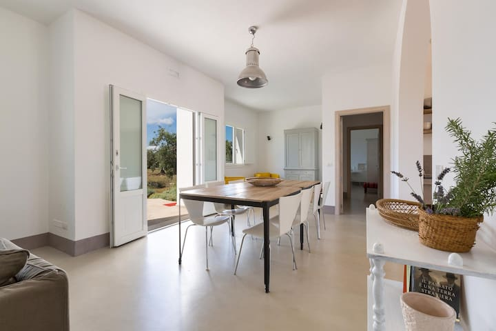Villa with pool in Puglia Salento - Ugento - Villa