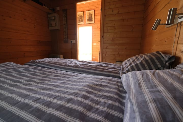 A cozy summerhouse Eyrarskjól. licence HG-909