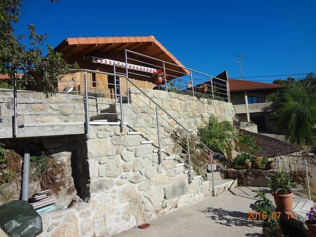 Chalet da Sobreira Fafião-Cabril (Gerês)