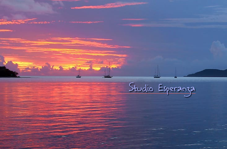 New Artist Studio w/European Flair - Vieques - Appartamento