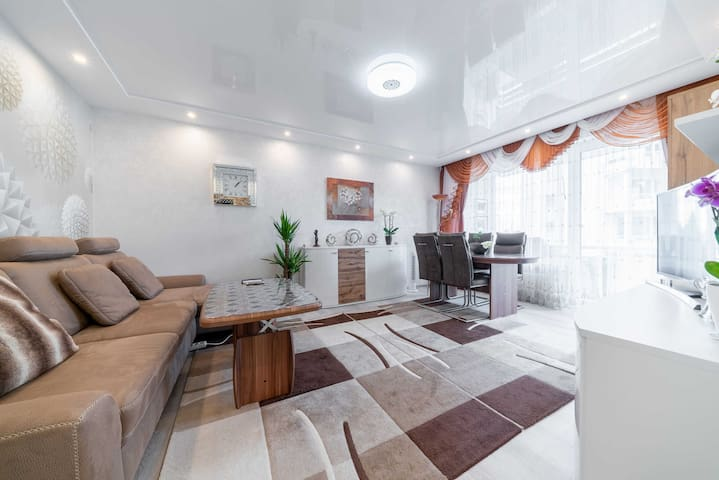 2 Zimmer Apartment | ID 6879 | WiFi, Apartment