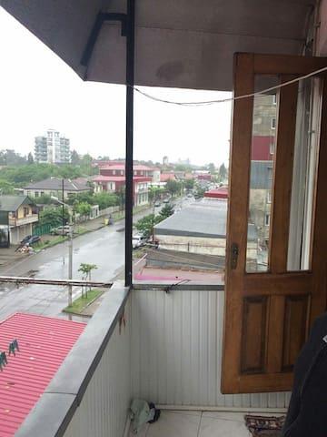 Мы очень гостеприимны и ждем гостей - Kobuleti - Apartmen