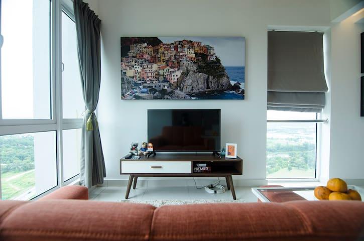 Decentrum Designer Modern Duplex Kajang Malaysia - Kajang - Lägenhet