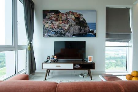 Decentrum Designer Modern Duplex Kajang Malaysia - Kajang - Apartamento