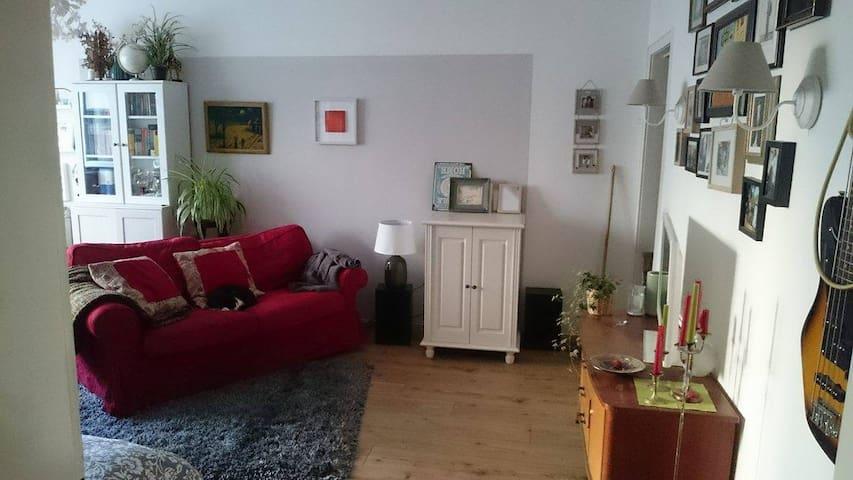 Kleines gemütliches City Appartment - Essen - Appartement