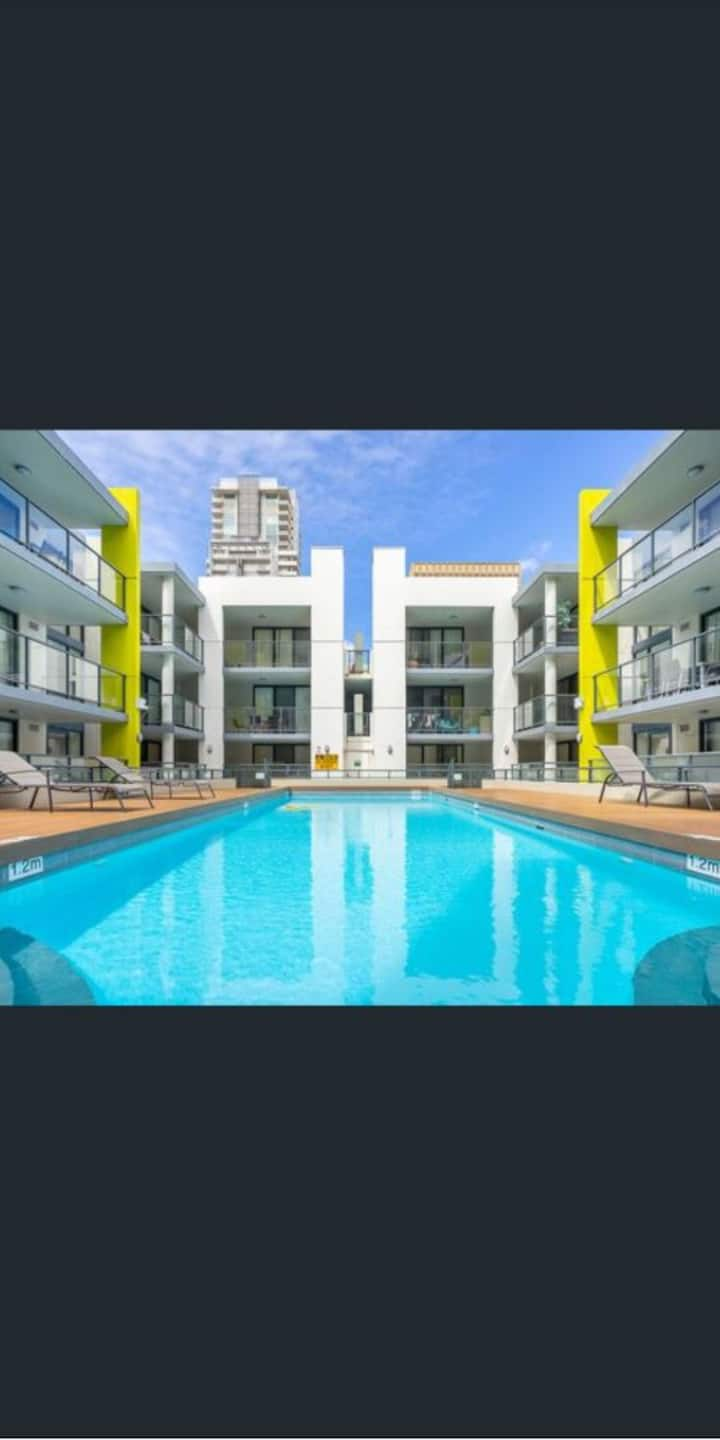 Holiday Apartment in Perth CBD
