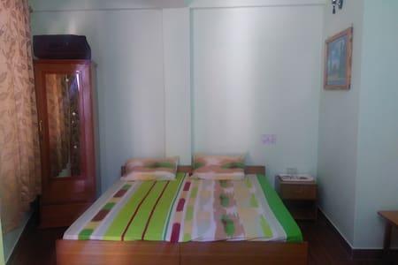 VALLEY FACING ROOM AT DEV HOMESTAY - Appartamento