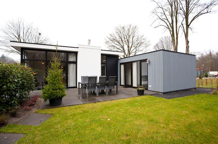 Verblijf in een luxe vakantiewoning op de Veluwe!