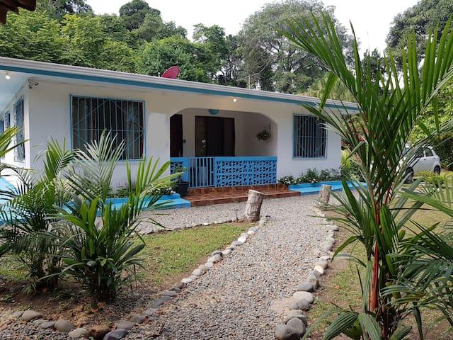 Villa Luna, the best place on Arrecife beach.