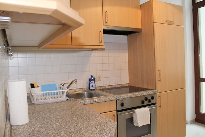 2 Nice Rooms In Middle Of City Life+MESSE+TRAINS