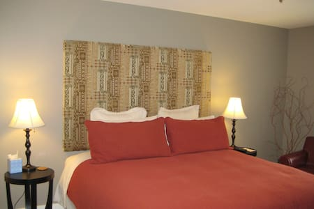 Granite Hills Inn - Willow Suite - Leavenworth