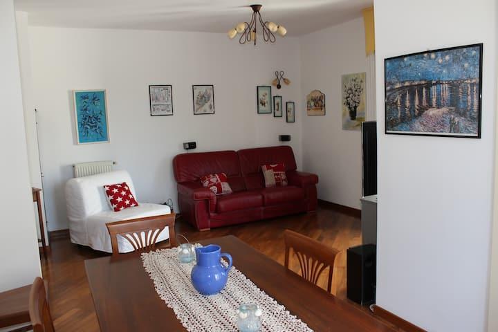 Casa Simona a 50 mt sul mare, San Benedetto Tr.