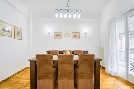 Appartment ideal for exploring Athens
