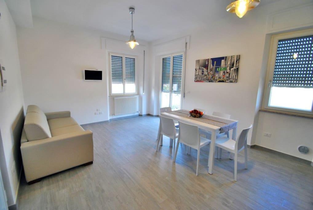 soggiorno appartamento  MIMI'