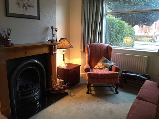 Great room near Nottingham City Center - Netherfield - Talo