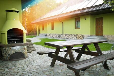 ODSAPKA Ferienhaus - wohnung A
