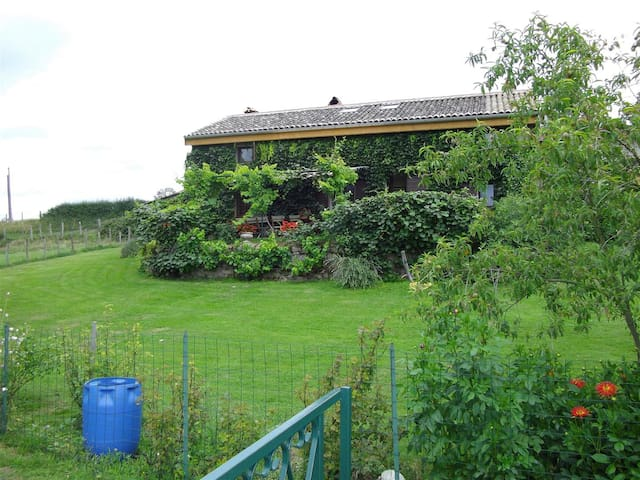 maison de la Corbette - Cluny - Casa