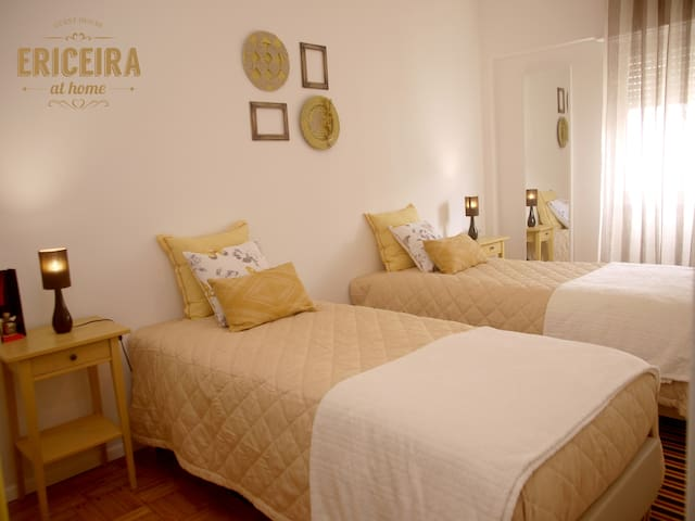 ERICEIRA at home . STARFISH room