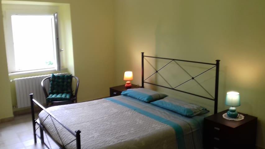 Casa vacanza IlPANORAMA 2 camere giardino recintat