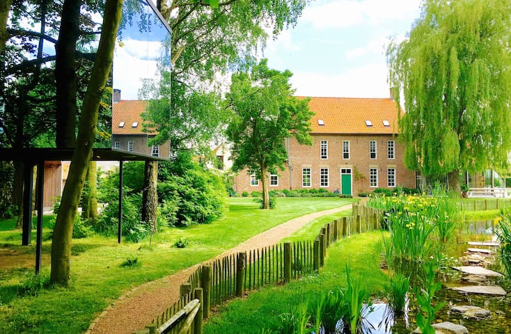 Most beautiful listed holiday home of Flanders
