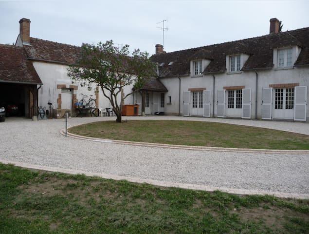 Les grands coteaux - Olivet - Hus