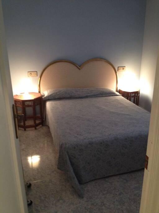 Habitacio principal (llit matrimoni)